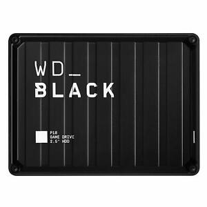 WD_Black 2TB P10 Game Drive External Hard Drive Compatible with PS4 Xbox One ...
