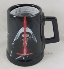 New Disney Store Exclusive Star Wars Kylo Ren Ceramic Coffee Tea Mug Cup