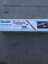 Dynaflite Talon R/C slope soaring sailplane kit
