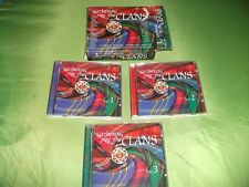 GATHERING OF THE CLANS TRIPLE BOXSET SCOTTISH MUSIC CDS  ALL UNPLAYED 45 TRACKS