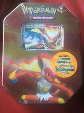 POKEMON TIN BOX  SIMIABRAZ / INFERNAPE    Cartes en  ANGLAIS