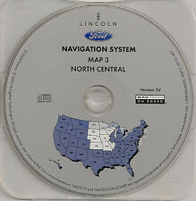 03 04 05 06 Ford Expedition Escape Navigation Map Cover SD NE KS MN IA MO WI IL