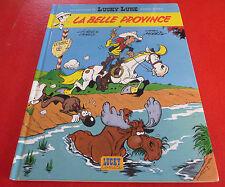 French Comic Book Lucky Luke La Belle Province (2) ! Morris  Achdé & Gerra BD