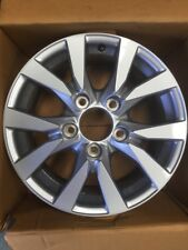 LandCruiser 200 Series VX/Sahara 18x8 Toyota (Genuine) Alloy x 1 - 2016-17 model