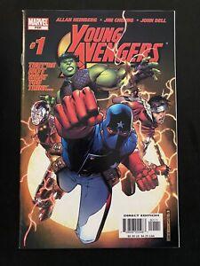 Young Avengers 1 NM -1st YA - Unread 1st Kate Bishop