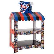 Happy Birthday Cardboard Disposble Comic 2 Tier Cake Stand Display Cupcake Box