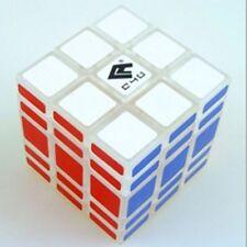 C4U 3x3x5 Magic Cube Asymmetric Twist Puzzle Toys Intelligence Game Transparency