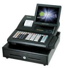 "Sam4s Sap-630Rt Android 10"" T-Screen Pos Cash Register System basic Programing"