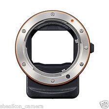 Brand New Sony E LA-EA3 A to E Full-Frame Mount Camera Lens Adapter a7 a7R a7S