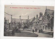 St Scholasticas Retreat Clapton London 1910 Postcard Charles Martin 280b
