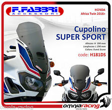 Honda CRF 1000 Africa Twin 2016 - Cupolino Sport Screen Fabbri H181 DS