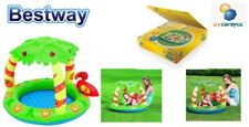 Children's Inflatable Jungle Play Pool Sunshade Brand New Free Delivery