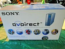 Sony DVDirect VRD-VC10 Video Recordable. High Speed DVD Recording Drive