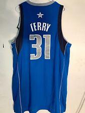 Adidas Swingman NBA Jersey Dallas Mavericks Jason Terry Blue sz 2X