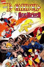 EXCALIBUR: MOJO MAYHEM  - COMIC  - 1989 - 9.6