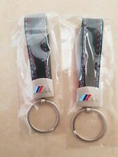 New 2019 Design BMW Keyring M Sport Tech Fob Metal Ring Series 1 3 5.2 for £5.99