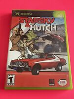 🔥 MICROSOFT XBOX - 💯 COMPLETE WORKING GAME 🔥 STARSKY & HUTCH