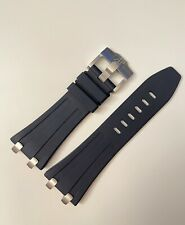 OEM Audemars Piguet Royal Oak Offshore 42MM Rubber Strap Tang Buckle End links