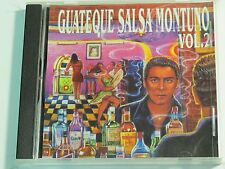 Guateque Salsa Y Montuno, Guateque En El Solar & The Mambo Kings, 3 CD's