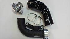 GOLF GTI AUDI s3 TTS LEON 2.0t FSI TURBO PER INTERCOOLER ko4 KIT TUBO RIGIDO h0196