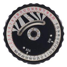 Hasselblad Exposure Meter Knob by Gossen for 500C/M 500C 503CX 500 Classic (K8U)