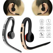 Universal Wireless Bluetooth Headset Stereo Headphone Earphone Sport Earpieces