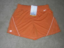 Nautilus Responsiv-Relaxed Shorts Women's Size Large Orange NEW/NWT