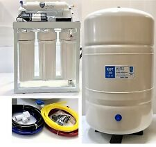 Light Commercial Reverse Osmosis Water Filter System 200 GPD - ROT-10 RO Tank