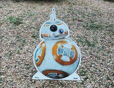"Star Wars Movie Bb-8 Droid Robot Standee Cardboard Cutout Life Size 31"" Standup"
