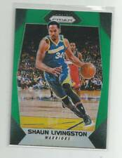 2017-18  Prizm  SHAUN LIVINGSTON   Green Prizm