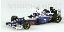Coches de Fórmula 1 de automodelismo y aeromodelismo MINICHAMPS Williams