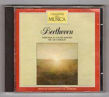 CD -  I MAESTRI DELLA MUSICA DEAGOSTINI BEETHOVEN VOLUME II N. 8
