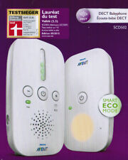 Philips Avent Babyphone scd 502 DECT mit Geräuschanzeige und Nachtlicht