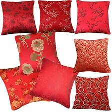 Pillow Cover*Chinese Rayon Brocade Throw Seat Pad Cushion Case Custom Size*BL21