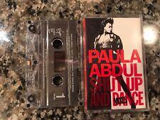 Paula Abdul Shut Up And Dance Cassette! Wilson Phillips Janet Jackson