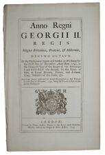 1745 JACOBITE RISING OF 1715 History LORD WIDDRINGTON George II GEORGIAN ACT