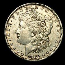 1882 O ~**BETTER GRADE**~ Silver Morgan Dollar Rare US Old Antique Coin! #D96