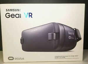 Samsung Gear VR Oculus SM-R323 Android Galaxy Virtual Reality Headset Note Edge