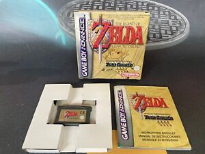Zelda at A Link to The Past/Four Swords (Nintendo Game Boy Advance GBA 2003)