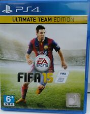 FIFA 15 - Ultimate Team Edition (Sony PlayStation 4, 2014) JAPANESE EDITION
