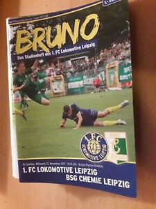 1. FC Lok Leipzig - BSG Chemie Leipzig  2017 Programm