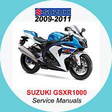 SUZUKI GSXR1000 2009-2013 SERVICE MANUAL (K9) (K10) (K11) A3