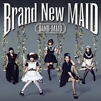 Band-Maid - Brand New Maid (Type A) (CD+DVD) [Japan CD] CRCP-40460 Band-Maid CD