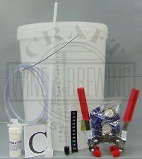 Cider Making Fermentation & Bottling Equipment Starter Kit Recycle Cider Bottles