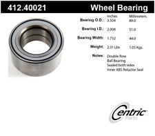 Wheel Bearing-Premium Bearings Rear Centric 412.40021 fits 06-14 Honda Ridgeline