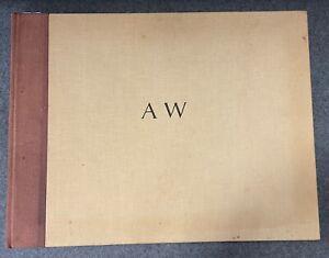 The Work of Andrew Wyeth by Richard Meryman Book Houghton Mifflin Co 1968 Prints