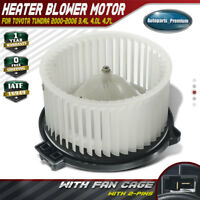 A//C Heater Blower Motor Fan Assembly for 2006-2016 Toyota RAV4 with Automatic Temperature Control