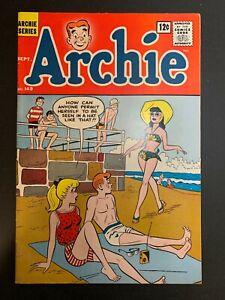 Archie Comics ARCHIE #149, FN, 1964, SWIMSUIT COVER! No Reserve!