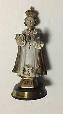 5 Inch Infant of Prague Niño Jesus de Praga Statue Figurine Figure Religious