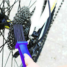 Bicycle Motorcycle Cycling Chain Wheel Cleaner Tool Clean Brushes Scrubber COU